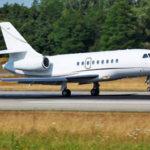 Продажа самолета – Falcon 2000LX Easy. Самолет 2008 Falcon 2000LX Easy – бизнес  самолет ВИП класса